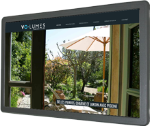 Volumes Immobilier